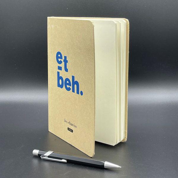 les carnets exclusifs des chauvins sonr beaux simples et rempliront vos plus beaux messages de Pau ou d'ailleurs