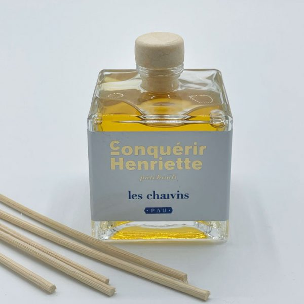 les diffuseurs de parfum sont une exclusivité pour les chauvins et un vrai hommage aux courtisanes du bon roi Henri IV à Pau