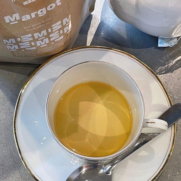 le thé Margot pour les chauvins est une création gourmande que l'on adore